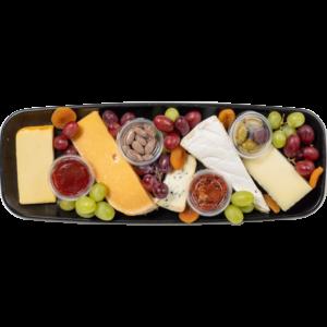 International Cheese Platters