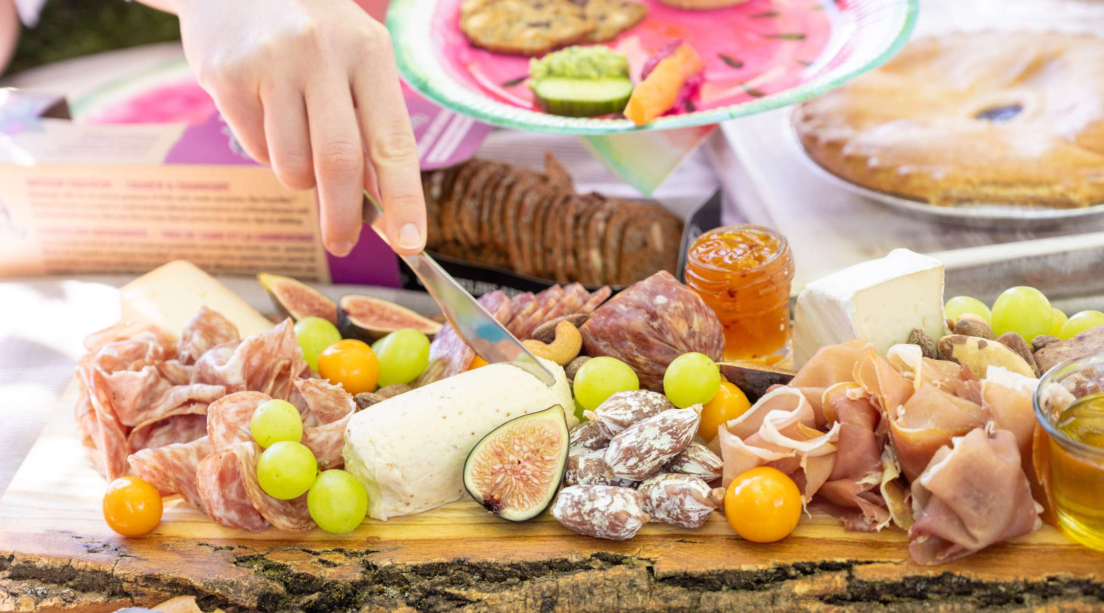 What to Pack in Your Summer Picnic - Charcuteries
